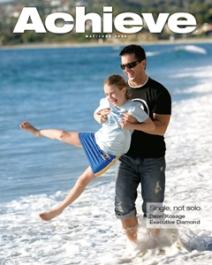 Dean Kosage Featured in Achieve Magazine